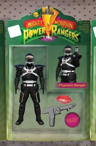 [Mighty Morphin Power Rangers #24 (Action Figure Variant) (Product Image)]
