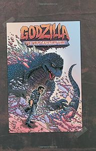 [Godzilla: Half Century War (Hardcover) (Product Image)]