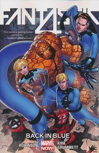 [Fantastic Four: Volume 3 Back In Blue (Product Image)]