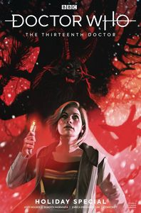 [Doctor Who: 13th Doctor: Holiday Special #2 (Cover A Caranfa) (Product Image)]