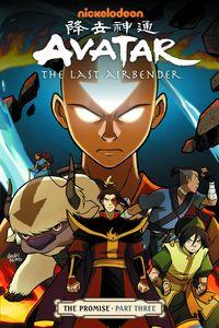[Avatar: Last Airbender: Volume 3: Promise Part 3 (Product Image)]