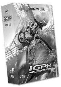 [IGPX: Season 1 Box Set (Product Image)]