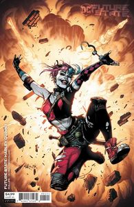 [Future State: Harley Quinn #1 (Gary Frank Card Stock Variant) (Product Image)]