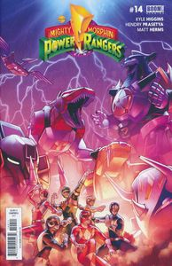 [Mighty Morphin Power Rangers #14 (Main Cover) (Product Image)]