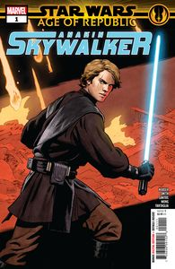[Star Wars: Age Of Republic: Anakin Skywalker #1 (Product Image)]