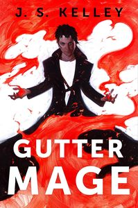 [Gutter Mage (Hardcover) (Product Image)]