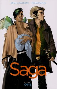 [Saga: Volume 1 (Product Image)]