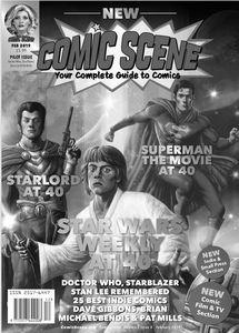 [Comic Scene UK Magazine: Volume 2 #0 (Product Image)]