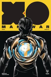 [X-O Manowar (2017) #25 (Cover C Manomivibul) (Product Image)]