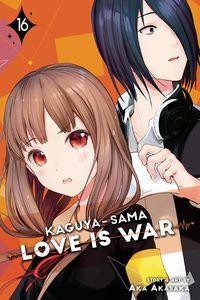 [Kaguya-Sama: Love Is War: Volume 16 (Product Image)]