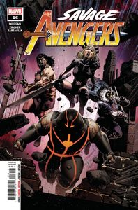 [Savage Avengers #16 (Product Image)]