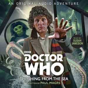 [Doctor Who: The Thing From The Sea (Product Image)]