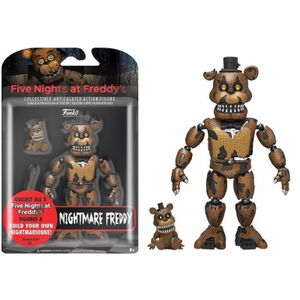 [Five Nights At Freddy's: Action Figure: Nightmare Freddy (Product Image)]