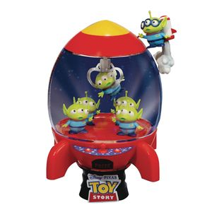 [Toy Story: D-Stage Diorama: Alien's Rocket (Deluxe Edition) (Product Image)]