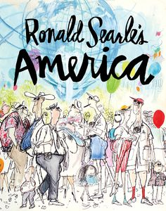 [Ronald Searle's America (Hardcover) (Product Image)]