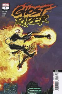 [Ghost Rider #1 (2nd Printing Kuder Variant) (Product Image)]
