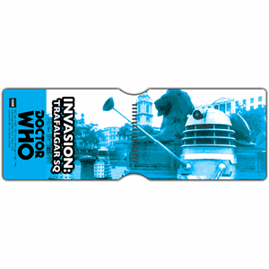 [Doctor Who: Travel Pass Holder: Classic Dalek Invasion Trafalgar Square (Product Image)]