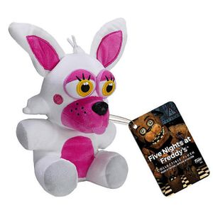 [Five Nights At Freddy's: Plush: Fun Time Foxy (Product Image)]