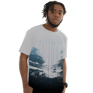 [Death Stranding: T-Shirt: Beach Stranding (Product Image)]