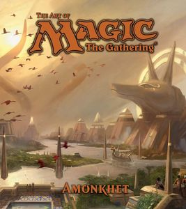[The Art Of Magic The Gathering: Amonkhet (Hardcover) (Product Image)]