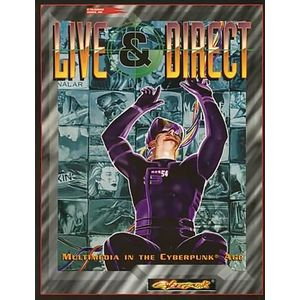 [Cyberpunk 2020: RPG: Live & Direct (Product Image)]