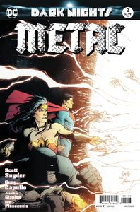 [Dark Nights: Metal #2 (3rd Printing) (Product Image)]