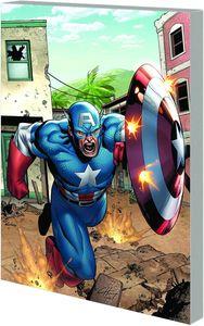 [Marvel Adventures: Avengers: Captain America (Digest) (Product Image)]
