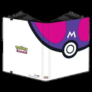 [Pokemon: Pro-Binder: 9-Pocket: Master Ball (Product Image)]