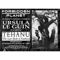 [Ursula Le Guin Signing (Product Image)]