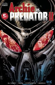 [Archie Vs Predator 2 #5 (Cover A Hack) (Product Image)]