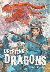[Drifting Dragons: Volume 1 (Product Image)]