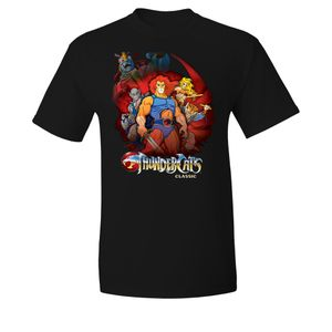 [Thundercats: T-Shirt: Group Shot (Product Image)]