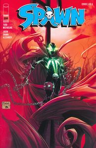 [Spawn #286 (Cover C Martin) (Product Image)]
