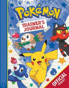 [The Official Pokemon Trainer's Journal (Product Image)]