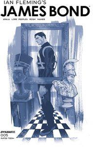 [James Bond #5 (Cheung Tint Variant) (Product Image)]