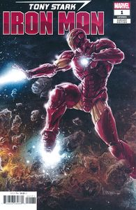 [Tony Stark: Iron Man #1 (Connecting Party Variant) (Product Image)]