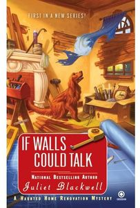[Haunted Home Repair Mystery: If Walls Could Talk (Product Image)]