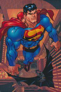 [Absolute Superman/Batman: Volume 1 (Hardcover) (Product Image)]