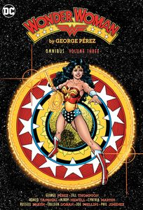 [Wonder Woman: By George Perez: Omnibus: Volume 3 (Hardcover) (Product Image)]