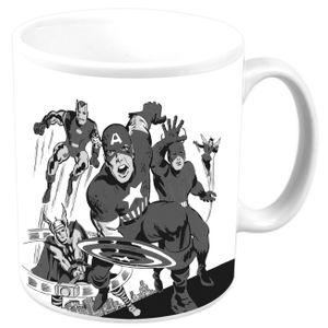 [Marvel: Mug: Avengers Classic Cover (Product Image)]