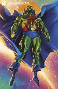 [Martian Manhunter #12 (Joshua Middleton Variant Edition) (Product Image)]