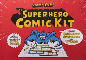 [The Superhero Comic Kit (Product Image)]