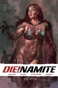 [Die!Namite #1 (Cover A Parrillo) (Product Image)]