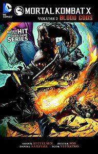 [Mortal Kombat X: Volume 2 (Product Image)]