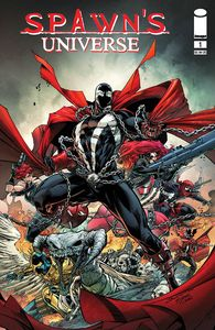 [Spawn: Universe #1 (Cover E Booth & McFarlane) (Product Image)]