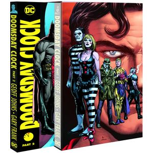 [Doomsday Clock: Part 2 (Slipcase Hardcover) (Product Image)]