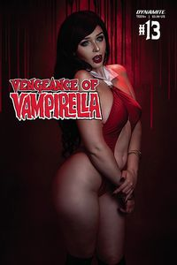[Vengeance Of Vampirella #13 (Cover D Scott Cosplay) (Product Image)]