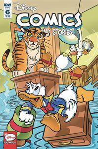 [Disney Comics & Stories #6 (Cover A Mazzarello) (Product Image)]