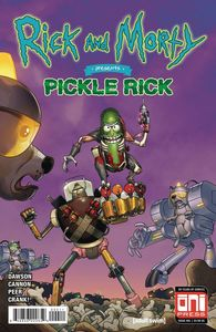 [Rick & Morty Presents: Pickle Rick #1 (Cover A) (Product Image)]