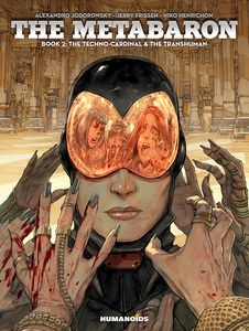 [The Metabaron: Book 2 Techno-Cardinal & Transhuman (Hardcover) (Product Image)]